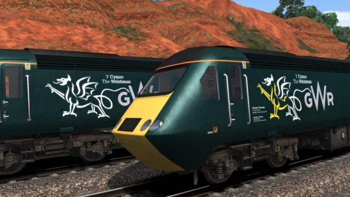 HST: Great Western Railway 'Welshman'