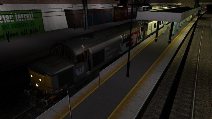 5Q66 Class 37 – 315 Scrap Movement