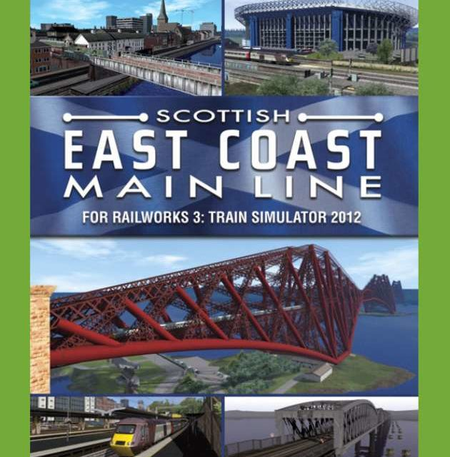 Just Trains Scottish East Coast Main Line