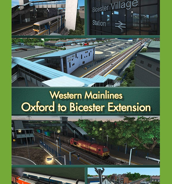 Just Trains Western Mainlines Oxford-Bicester Extension
