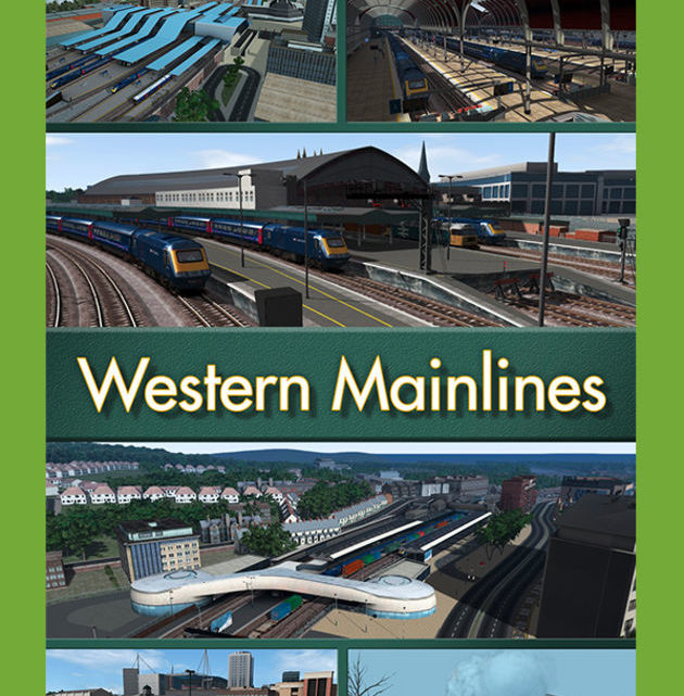Just Trains Western Mainlines
