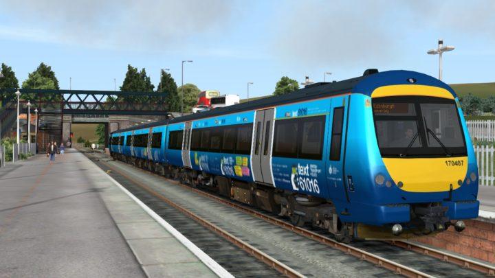 1B31- 1253- Inverness to Edinburgh