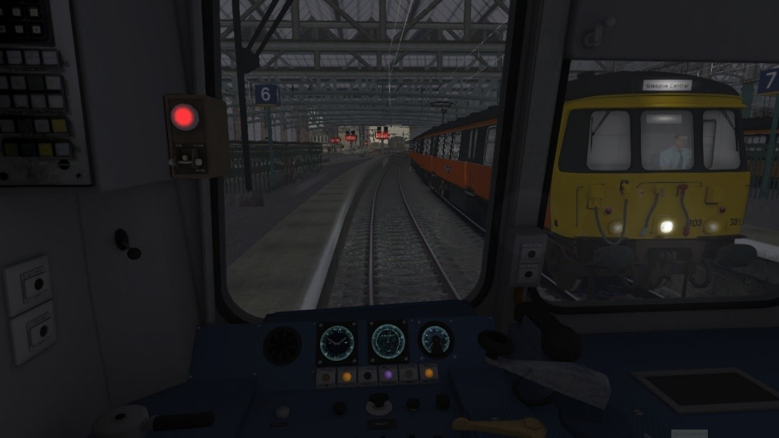 2B90 1550 Glasgow Central to Lanark