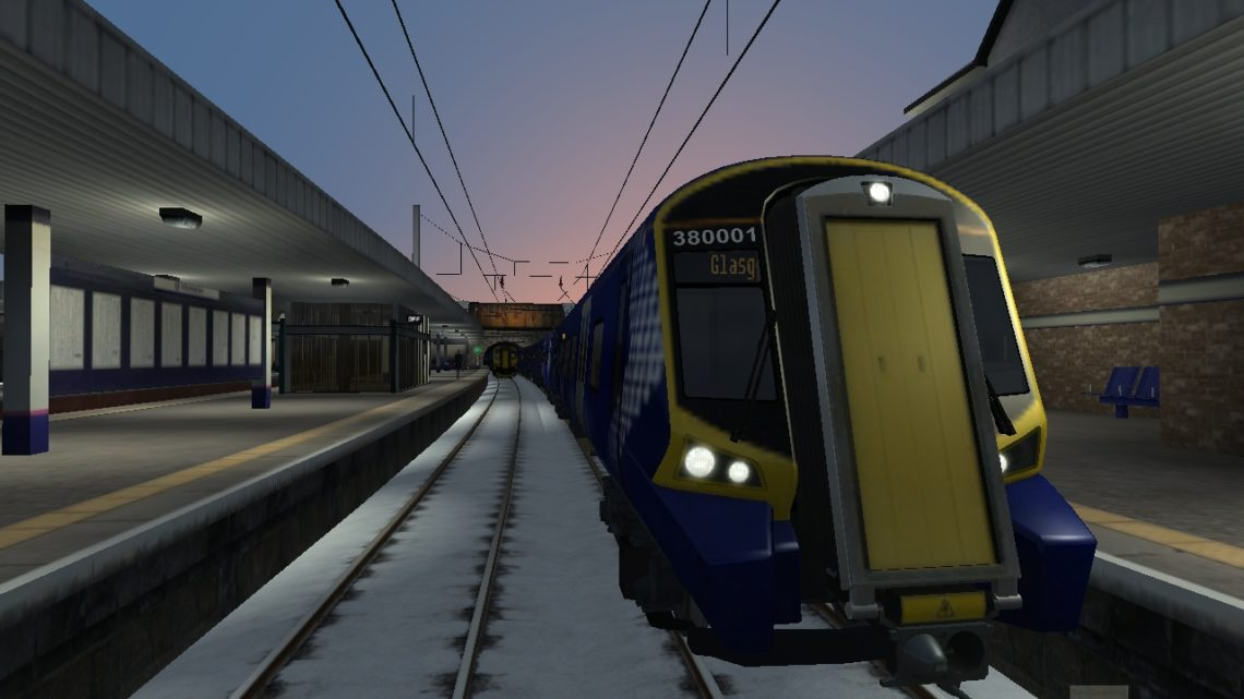 2D37 0647 North Berwick to Glasgow Central