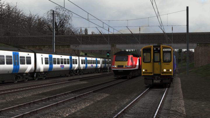 [DRT]2K34 0808 Welwyn Garden City to Moorgate and 5E36 Moorgate to Hornsey E.M.U.D.(2019)