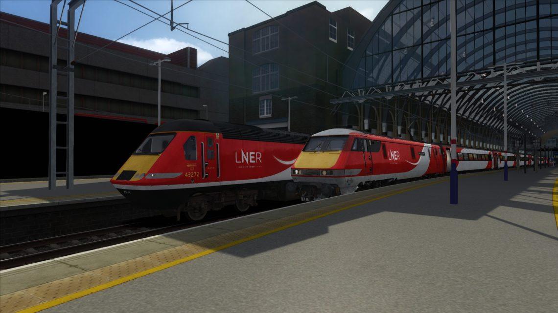 1N83 London Kings Cross – York