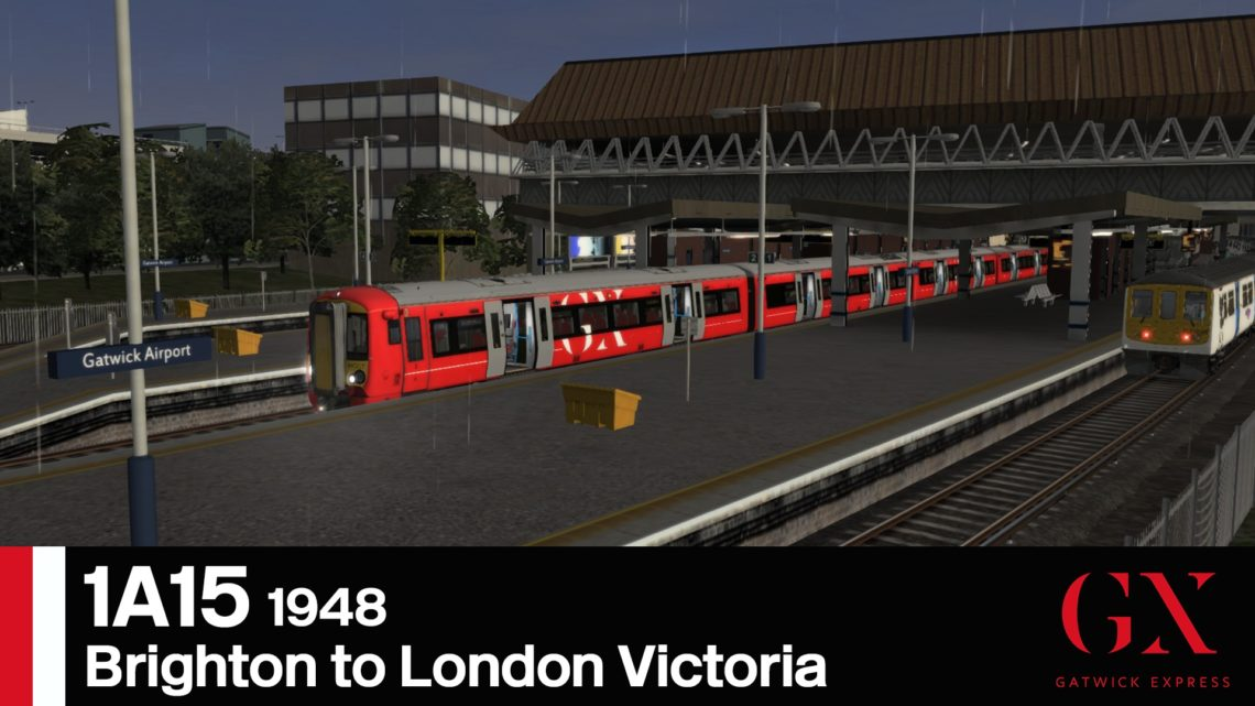 1A15 1948 Brighton to London Victoria