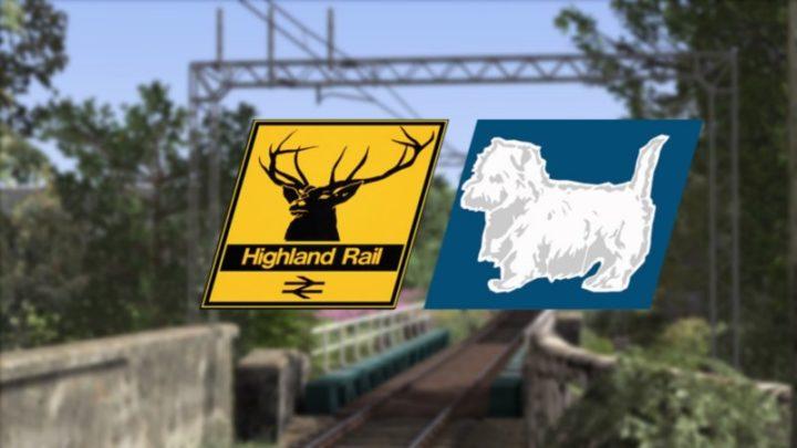 West Highland Line Electrified – Phase 1 [HMSimulation]