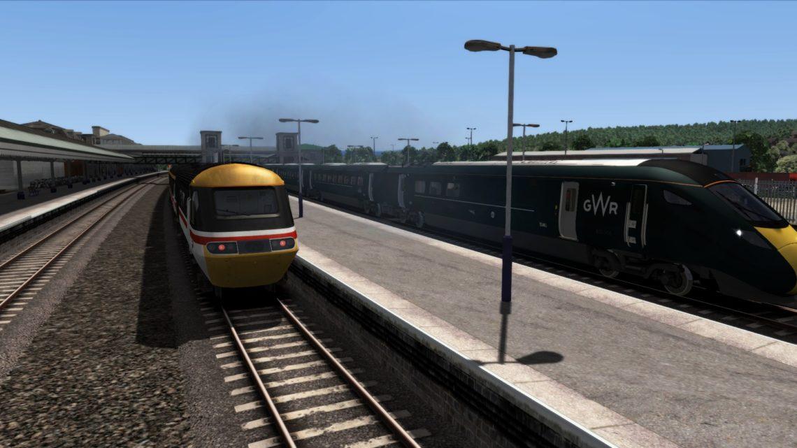Valenta HST Railtour: Exeter – Paignton