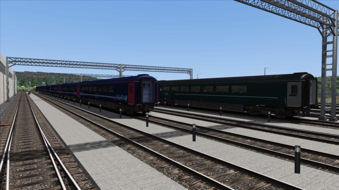Train Simulator Free Assets