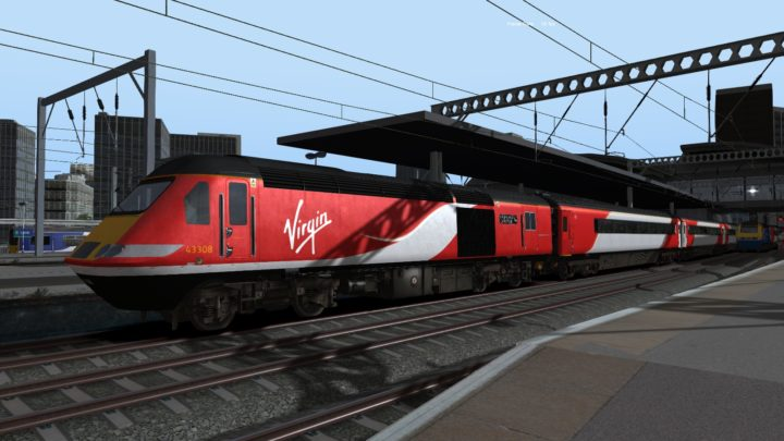 1R43 London Kings Cross – Harrogate (Fictional)