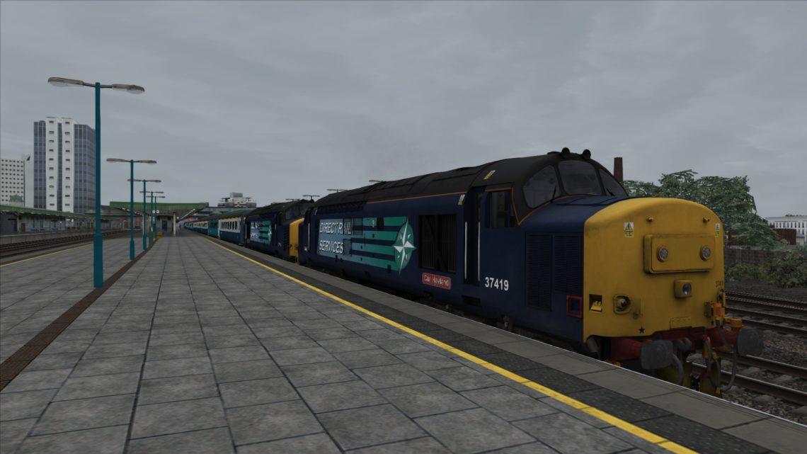 The Retro Welsh Dragon 2 Railtour