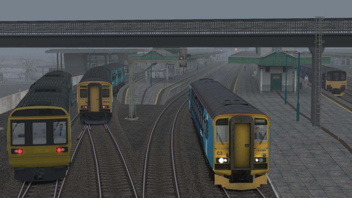 Arriva Trains Wales – 2017 Scenario Pack