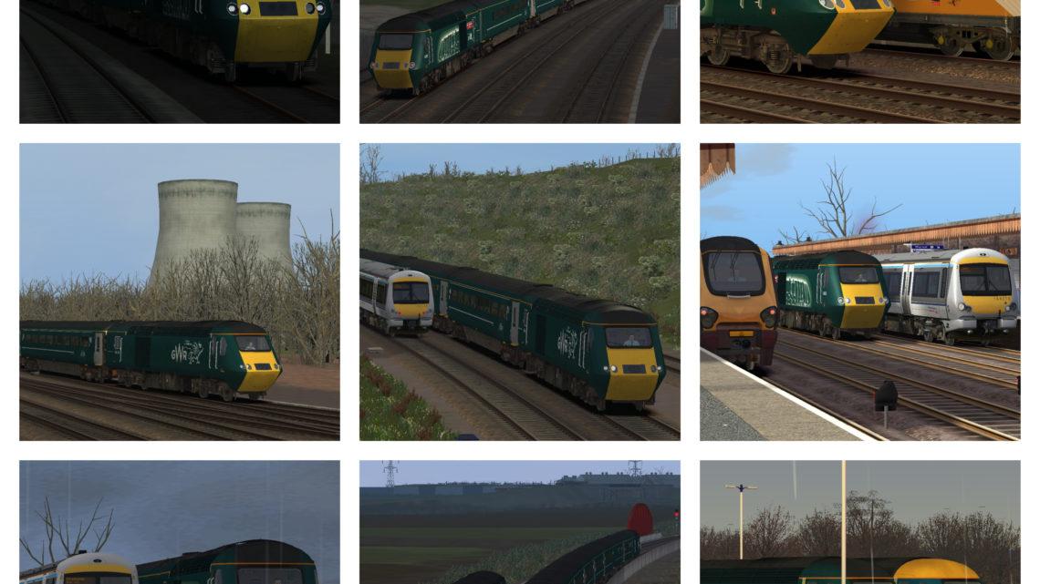 The 'Royal Oke' Railtour – Scenario Pack