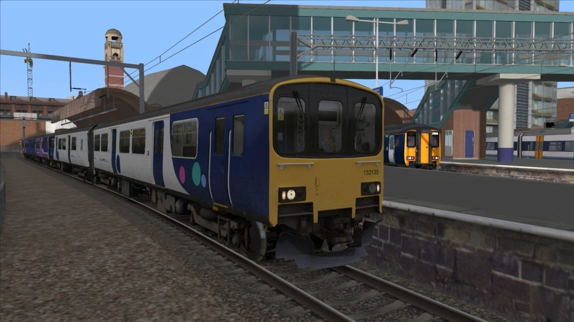 2O70 1646 Manchester Oxford Road to Liverpool Lime Street