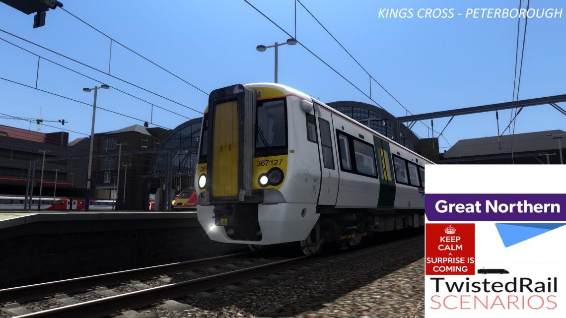 A GTR Surprise – Kings Cross – Peterborough