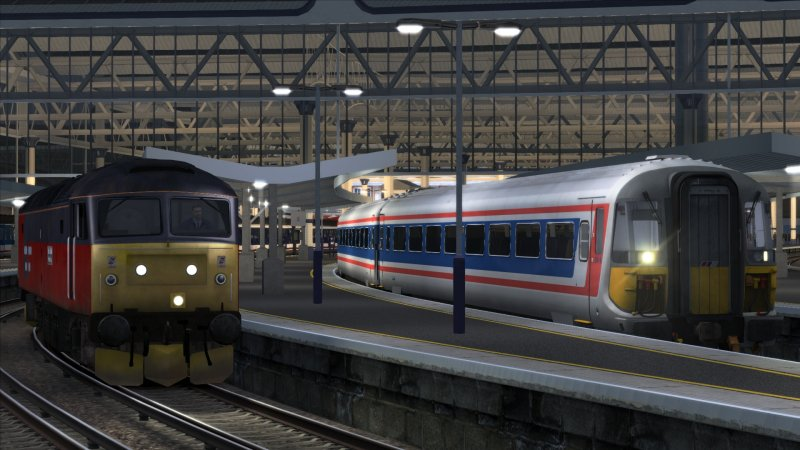 All Aboard For Bournemouth (NSE)