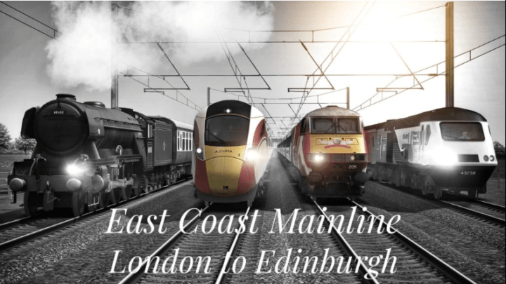The East Coast Mainline Merge