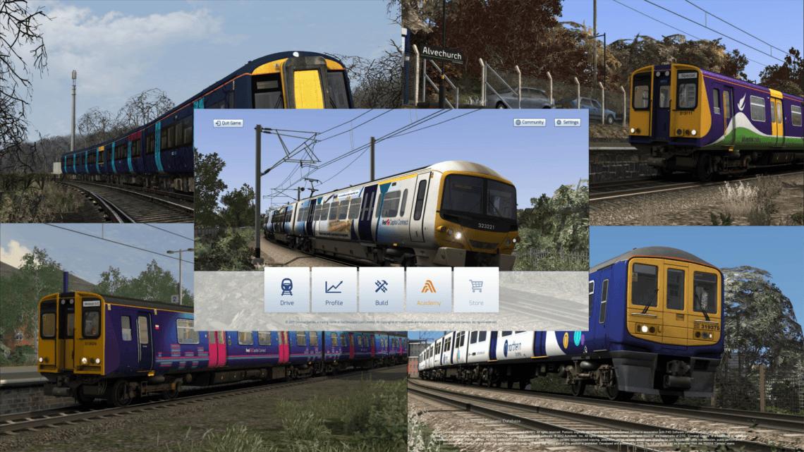 Menu Mod – EMU Pack 1
