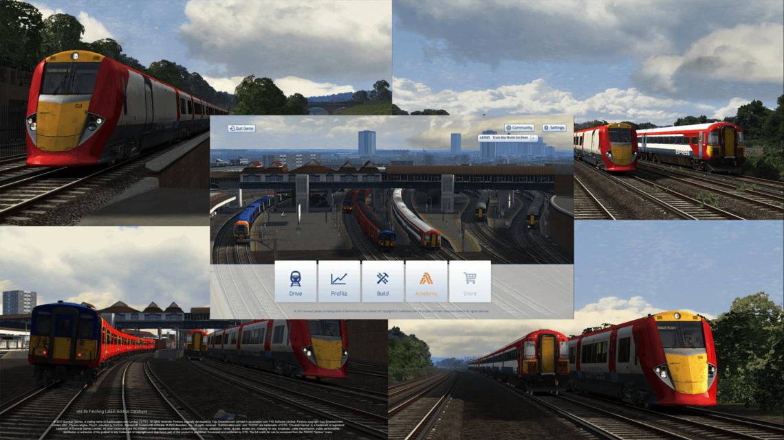 Menu Mod – GX 1