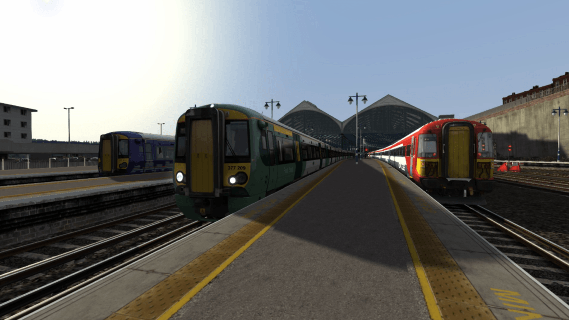 07:30 Brighton – London Victoria Part A