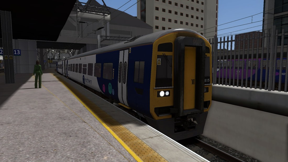 Northern Revised Class 158 Perkins