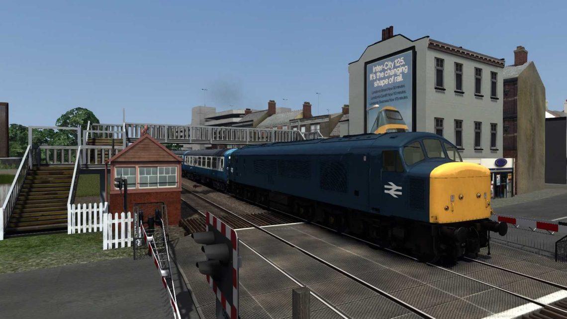 (BR 80s) 1V08 08:21 Bradford To Paignton (Revamped)