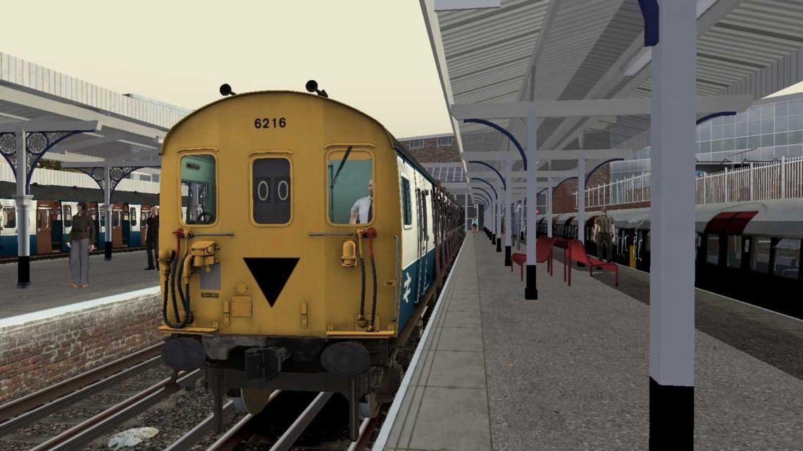 (BR 80s) 16:02 Richmond To North Woolwich – 2EBP