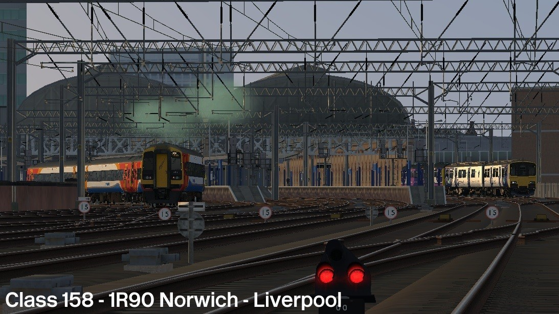 1R90 Norwich – Liverpool Lime Street