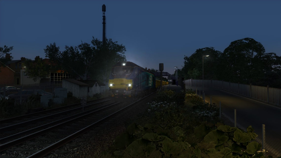 Ballast Replacement at London Waterloo