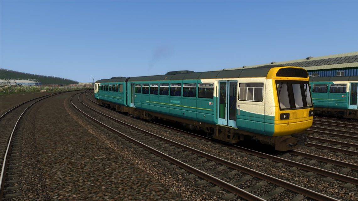 2B57 0912 Cardiff Central to Swansea