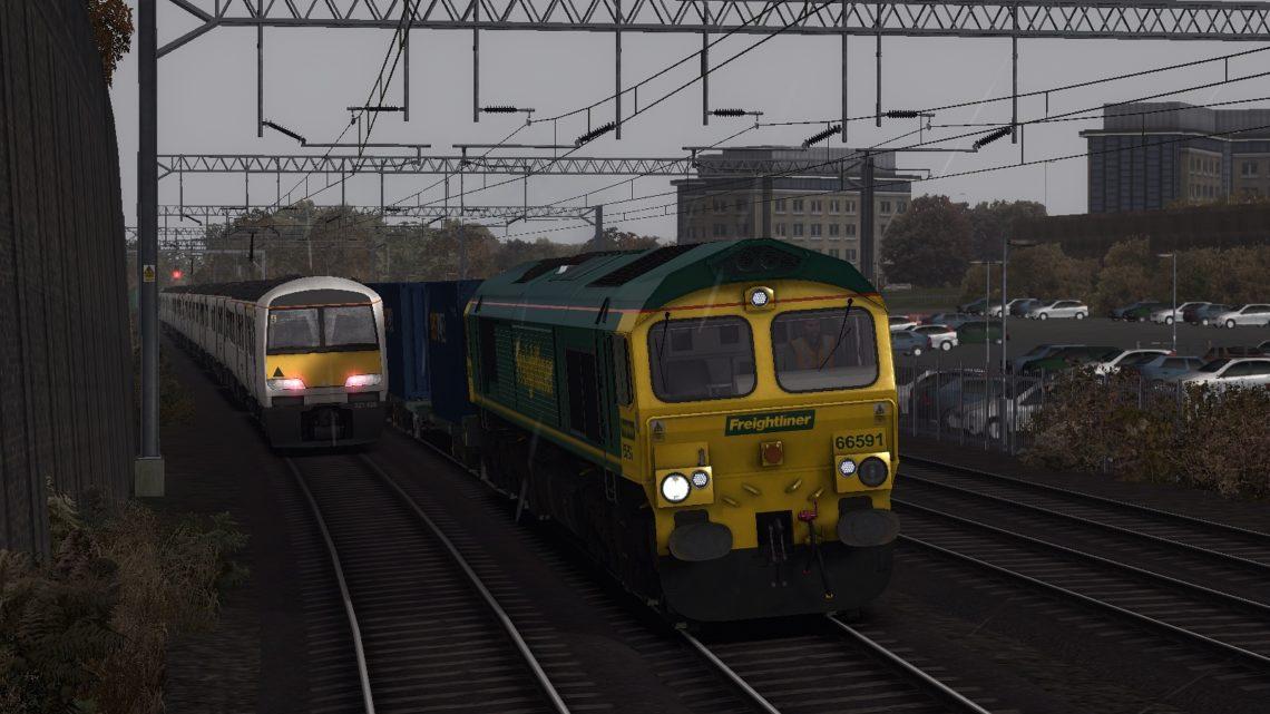 4L80 Crewe to Ipswich SS (Fictional Headcode)
