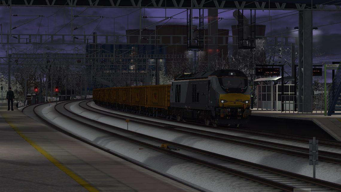 6U77 Mountsorrel to Crewe part 1(Edited)