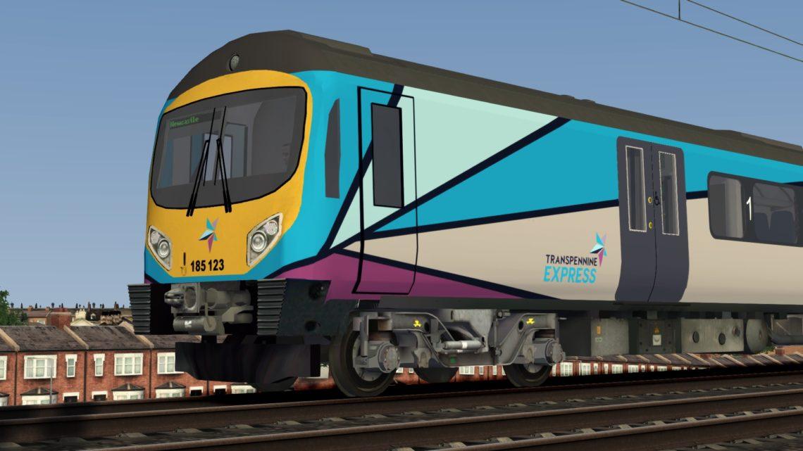 TransPennine Express Class 185