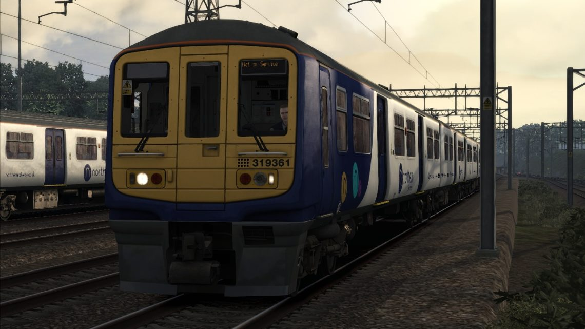 5A92 – 05:54 Allerton Depot to Liverpool Lime Street