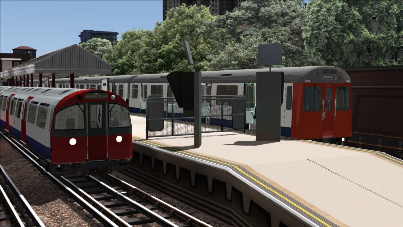 73 on the District (District 73 Stock Replacement)