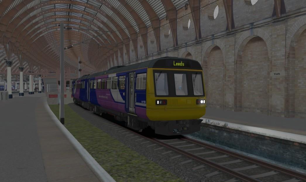 2C33 1111 York to Leeds