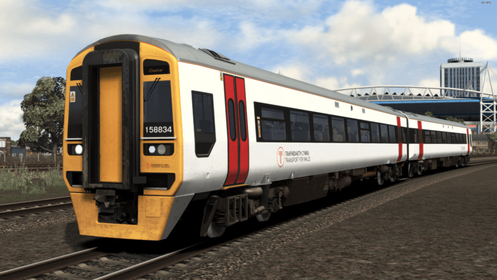Class 158 Transport For Wales