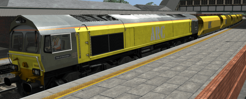 Class 59 ARC Livery