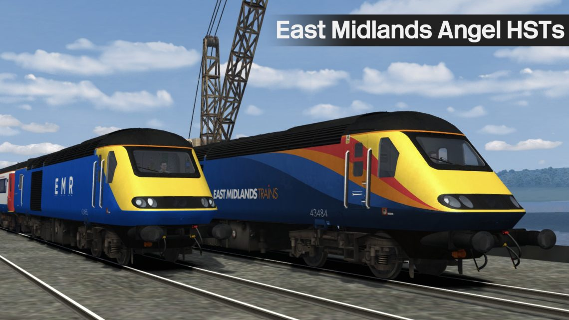 East Midlands Angel HSTs (V1.7.1)