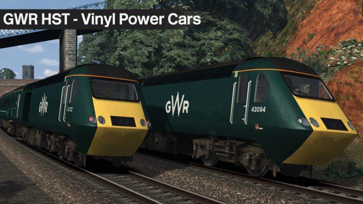 HST: Great Western Railway 'Sticker Express'
