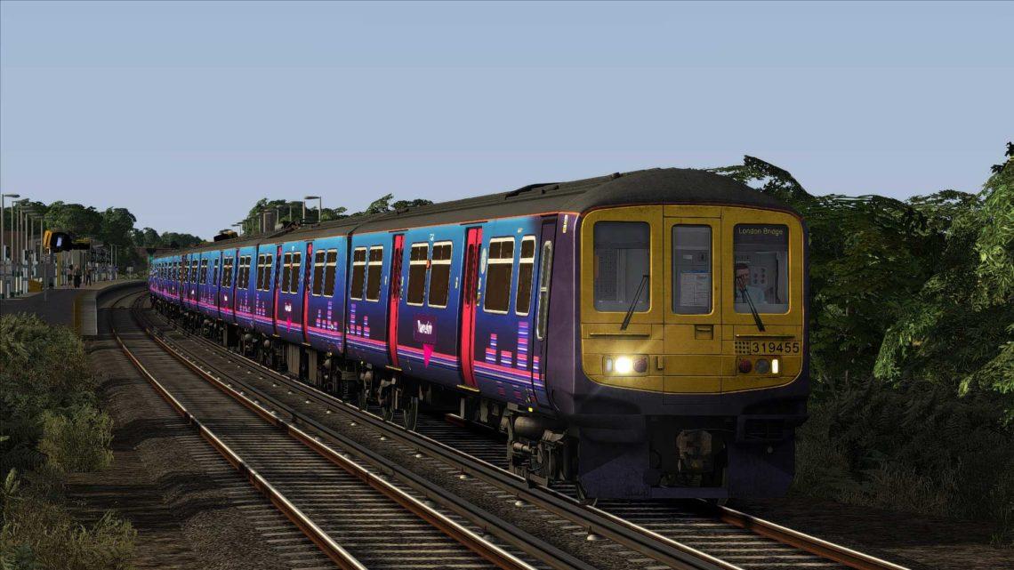 Class 319 GTR Thameslink