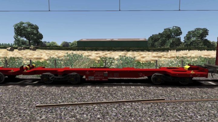 DBC & GBRf FWA Wagon