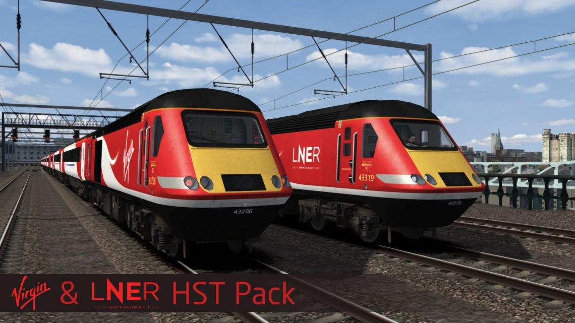 VTEC & LNER HST Pack