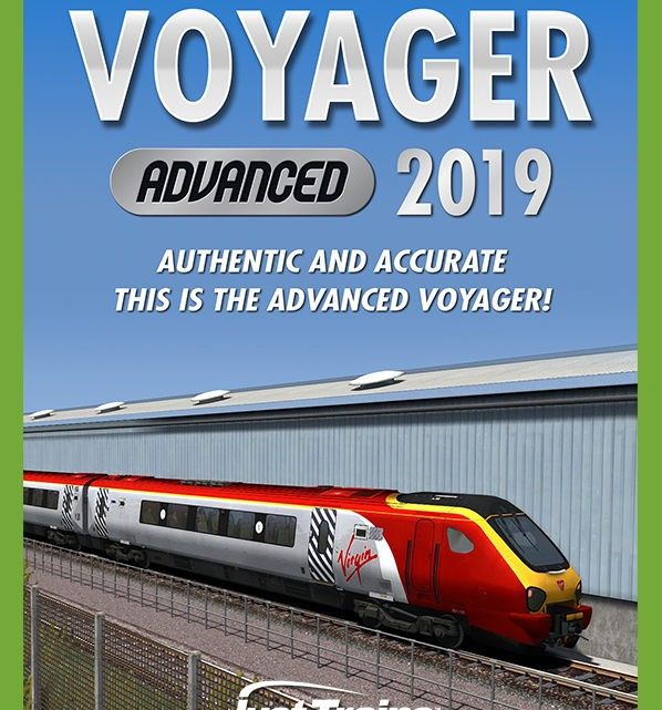 Just Trains Voyager Advanced