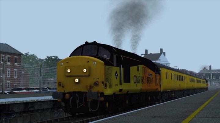 Colas Rail Class 37 Pack