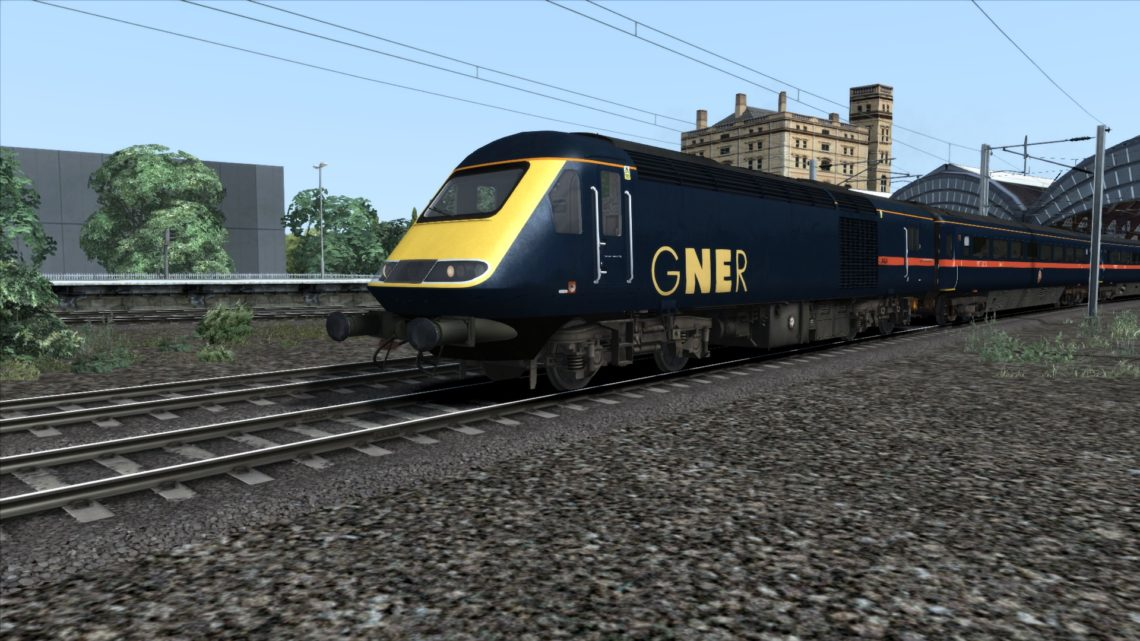 HST: GNER 067 & 080 Buffered Unit