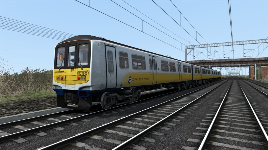 Class 319 Connex South Central Patch