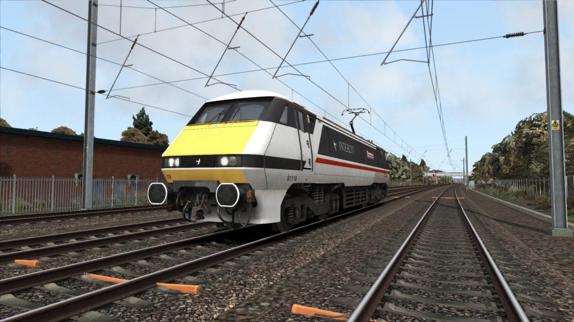 LNER ICS Class 91119
