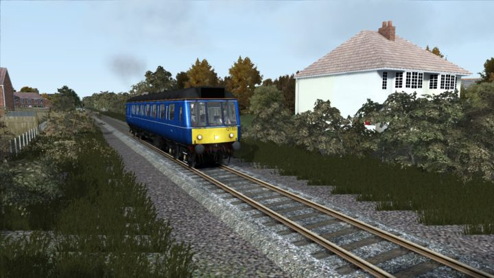 Class 121 Chiltern AP Sounds and Physics Patch